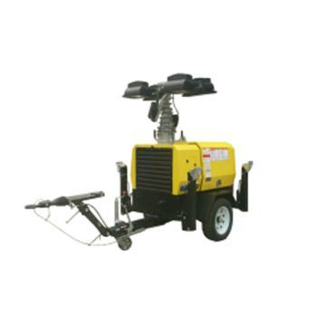 博远 拖车式移动照明灯塔 SFD6000N/YZH4-6FA 卤化物 4X1000W 白光柴油液压,单位:个
