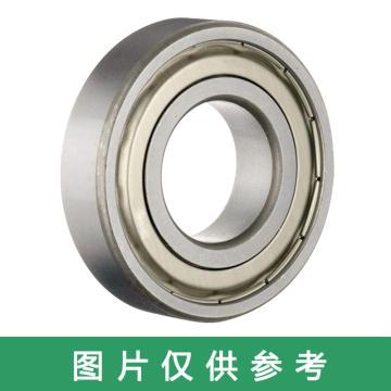 哈軸HRB 深溝球軸承,單列,兩側帶防塵鐵蓋型,6205-2Z