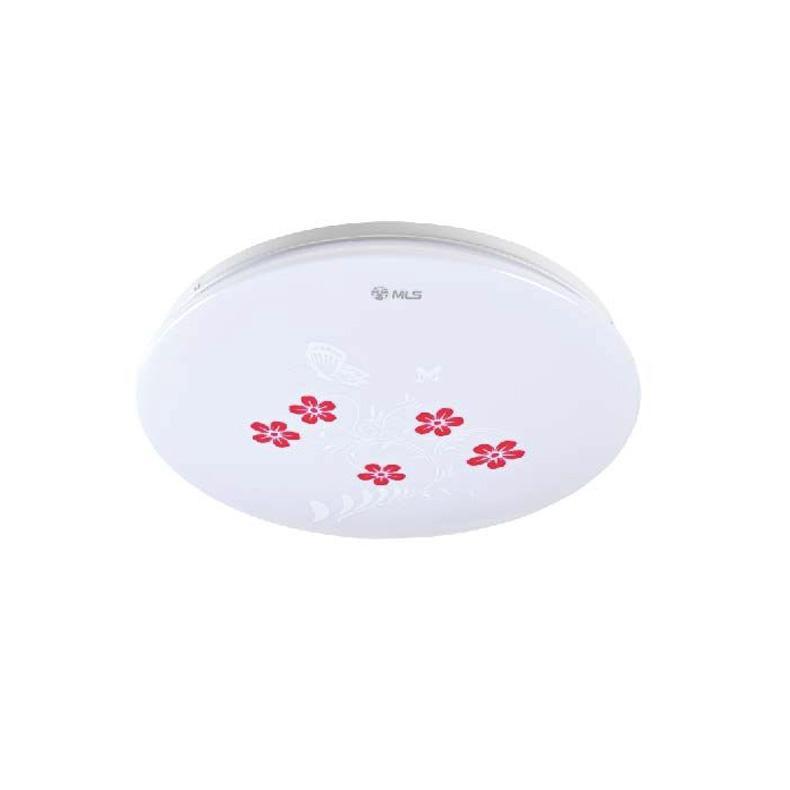 木林森 LED吸顶灯 WX1YW84-24 朗月 24W红花超薄型圆形 冷白,单位:个