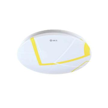 木林森 LED吸顶灯 WX1YW68-18 朗月 18W方彩超薄型圆形 冷白,单位:个