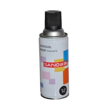 三和 自喷漆,1201防锈底漆,350ml/瓶