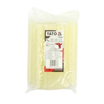 易尔拓YATO 透明热熔胶棒,52件套 11.2x200mm,YT-82430