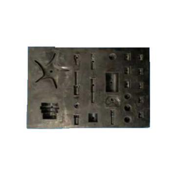 西域推薦 形跡板(橡膠),298*195*30