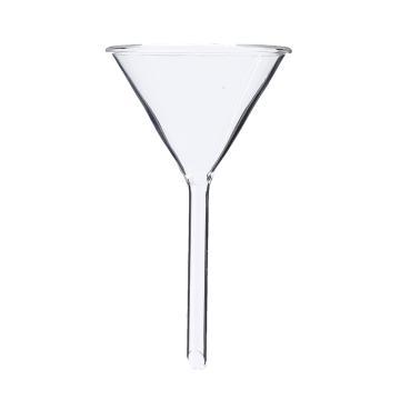 SYSBERY,三角漏斗,口径 90mm,透明,高硼硅玻璃,10只/盒