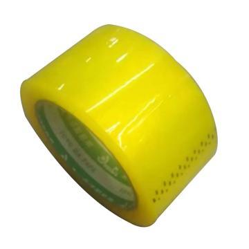 黄色胶带,宽55MM长80M 单位:卷