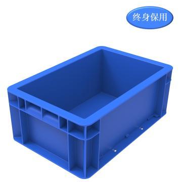 Raxwell EU系列藍色周轉箱EU2311 尺寸(mm):300×200×120