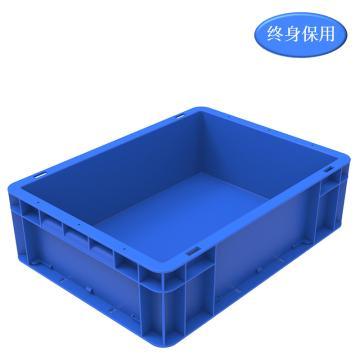 Raxwell EU系列藍色周轉箱EU4311 尺寸(mm):400*300*120