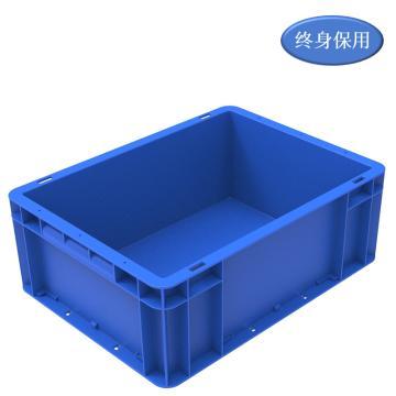Raxwell EU系列藍色周轉箱EU43148 尺寸(mm):400*300*148