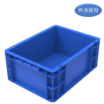 Raxwell EU系列藍色周轉箱EU4316 尺寸(mm):400*300*170