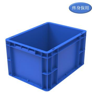 Raxwell EU系列藍色周轉箱EU4322 尺寸(mm):400*300*230