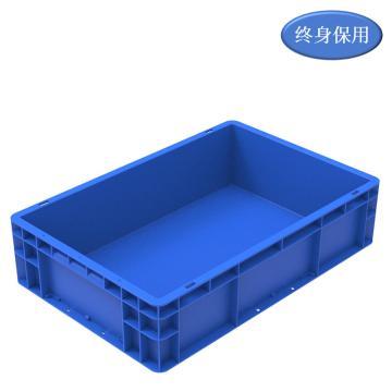 Raxwell EU系列藍色周轉箱EU46148 尺寸(mm):600*400*148