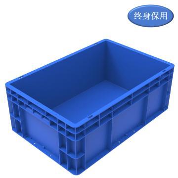 Raxwell EU系列藍色周轉箱EU4622 尺寸(mm):600*400*230