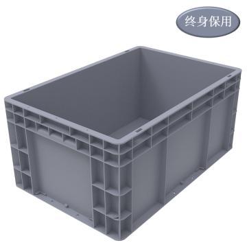 Raxwell EU系列灰色周轉箱EU4628 尺寸(mm):600*400*280