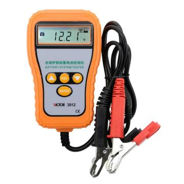 胜利 汽车蓄电池检测仪,VICTOR 3012