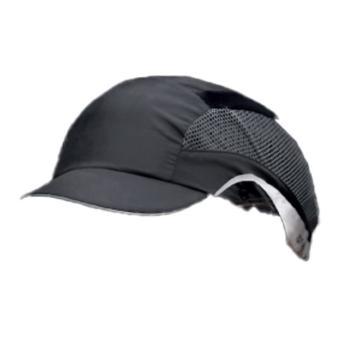 洁适比JSP 轻飞全盔防碰撞帽,黑色,0901-6069EH