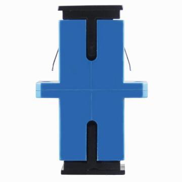 海乐Haile HSC大方头单工光纤适配器,10个/袋,HSC