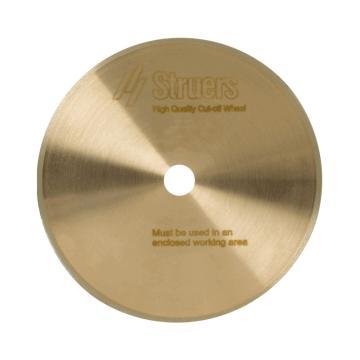 司特尔 金刚石切割轮 M0D25,250 mm (10) 直径 x 1.1 mm x 32 mm 直径,40000034