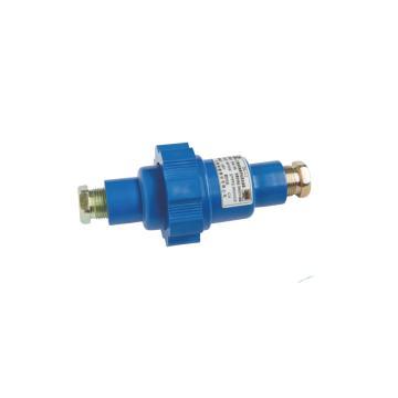 华荣 矿用本安电路用电缆连接器 CHL-4-2,煤安证号MAF140184 ,单位:个