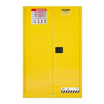 洛克菲勒 危险品安全柜,90加仑黄色安全柜