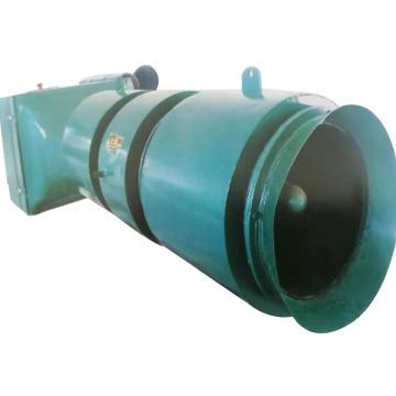 赛福特 矿用湿式除尘器,KCS-500D,660/1140,煤安证号MDC140187,单位:台