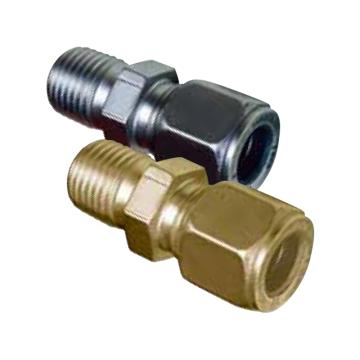 "OMEGA 不锈钢压合接头,适用于3⁄16""直径探头 SSLK-316-18"