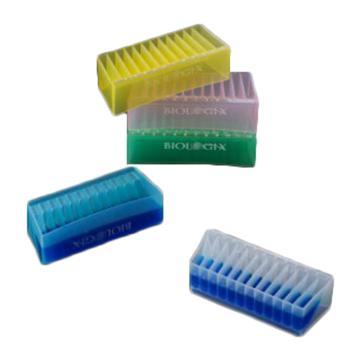试剂槽,PP,可耐高温高压,12流道,非消毒,蓝、绿、红、黄和透明色,25个/袋,4袋/箱