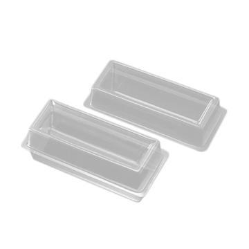 试剂槽,55ml,聚氯乙烯,一次性使用,透明色,100个/袋,8袋/箱