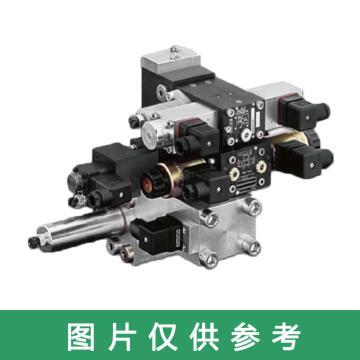 哈威 主动式主轴刹车电磁阀,H4032M51\NBMC 16-Z/B 0,7 R/MR/CDK 35-5