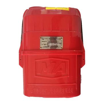 赛福特 隔绝式压缩氧气自救器,ZYX120,煤安证号MLA130043,单位:个