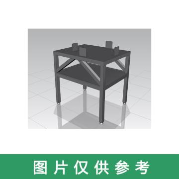 西域推荐 仪器固定放置桌,不锈钢材料