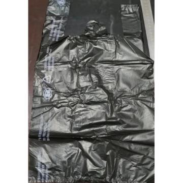 西域推荐 塑料袋 黑 50个/包,40*30CM