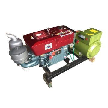 欧业OUYE 三相柴油发电机组,20KW,20GF35