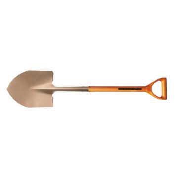 卡索 玻璃纤维D柄防爆尖头锨,240*280mm,铝青铜,1006D-280A
