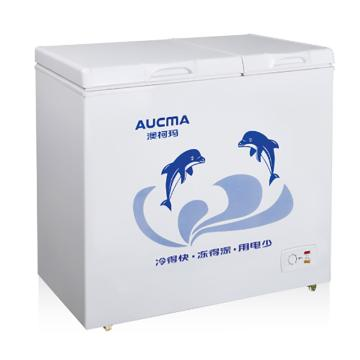 澳柯玛 冷柜,BCD-211CNE,皓月白