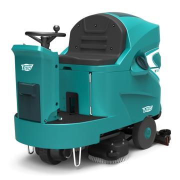特沃斯T150/100R驾驶式洗地机