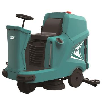 特沃斯T130驾驶式洗地机