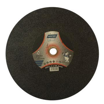 诺顿银熊切割片,通用型,350x3x25.4
