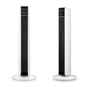 格力 小型塔式电暖风机(PTC陶瓷加热),2100W,NTFG-X6021B,智能触控,四档,低噪速热,倾倒断电
