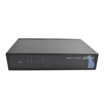大华 5口网络千兆交换机, DH-S3000C-5GT