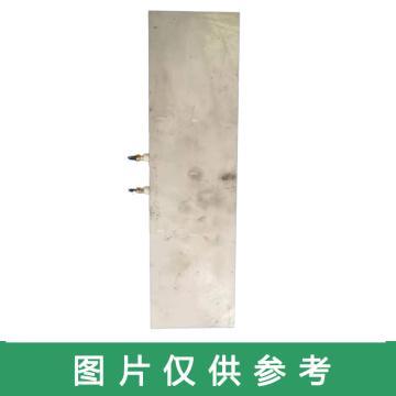 客户订制品,铸铝加热板,电压功率:24V/350W,400mm×100mm×12mm,(订制品,无质量问题不退不换)