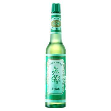 六神(LIUSHENG) 花露水,經典玻瓶花露水 祛痱止癢 痱子露 止癢水 195ml 單位:瓶
