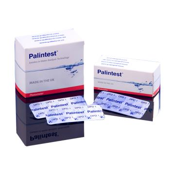 百灵达/Palintest 余氯试剂,DPD1