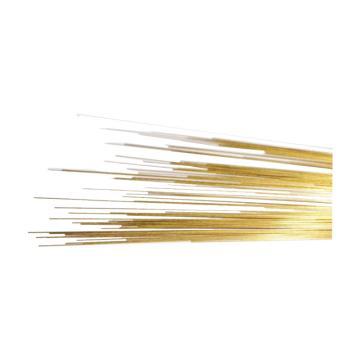 西域推薦火花機黃銅電極,D1.7×500
