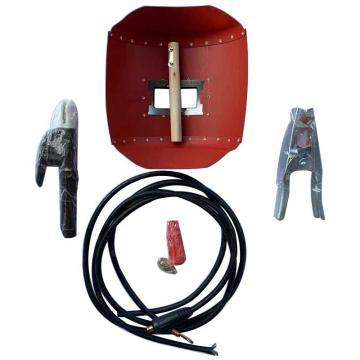 400A焊機附件包(含電纜10米、電焊鉗、接地夾、快速插頭),適用各品牌ZX7-400焊機