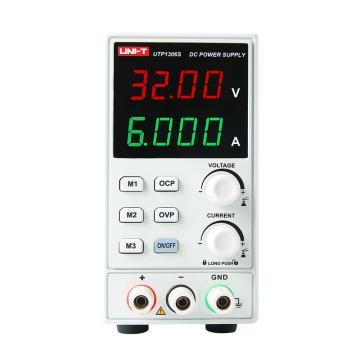 优利德/UNI-T 开关型直流稳压电源,UTP1306S
