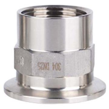 西域推薦 不銹鋼304快裝六角內絲|DN15|P0206.15