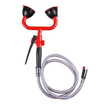西斯贝尔SYSBEL 手持式洗眼器(双喷头),WG7012R