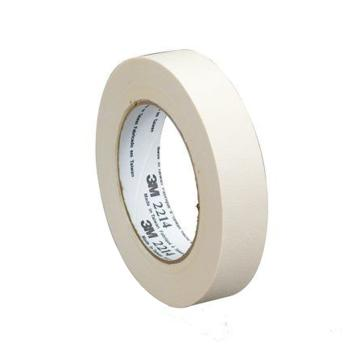 3M 美紋紙膠帶,2214-100mm,型號:2214-100mm