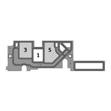 费斯托FESTO 密封件,用于MPA-S,VMPA1-DPU-RS,533357