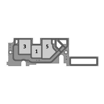 费斯托FESTO 密封件,用于MPA-S,VMPA1-DPU-PRS,533358